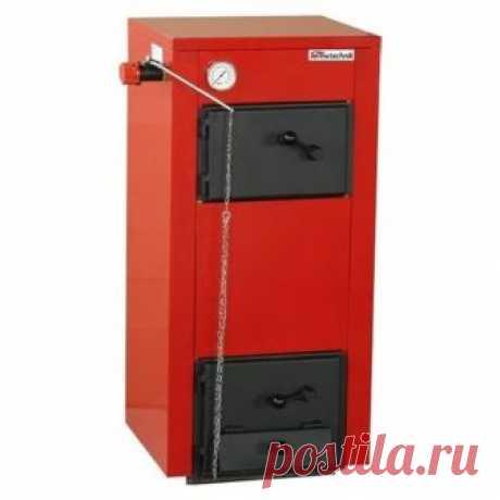 Схема и обвязка твердотопливного котла отопления, для чего необходим теплоаккумулятор