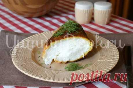 Омлет Пуляр - пошаговый рецепт с фото