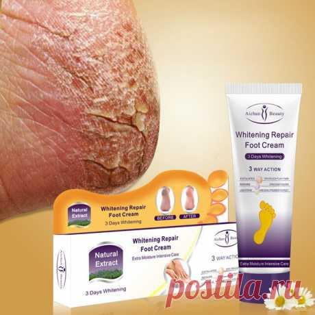 Aichun Crack пятки крем против трещин увлажняющий крем отбеливающий ног уход за кожей 100 г