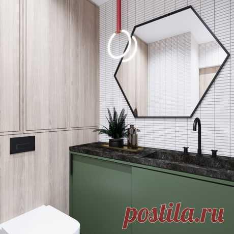 Оригинальные элементы декора в оформлении квартиры — Lodgers - Дизайн интерьера