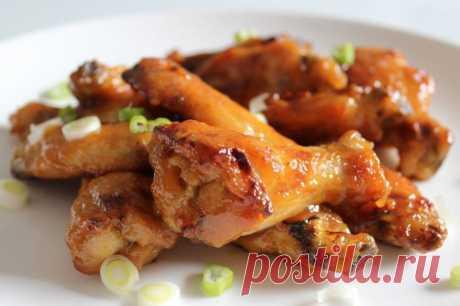 Курица в медово-горчичном соусе — Sloosh – кулинарные рецепты