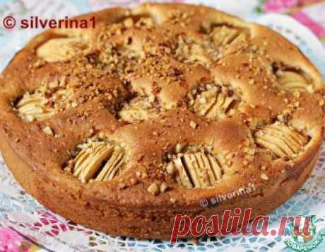 Яблочный пирог от Чадейки - кулинарный рецепт