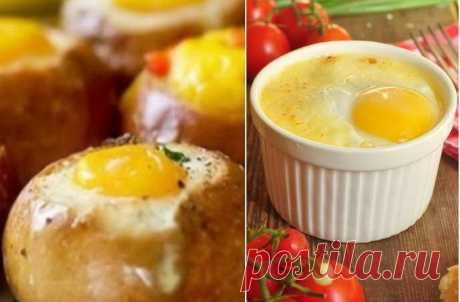 Что приготовить из яиц на скорую руку, если глазунья и омлет совсем надоели