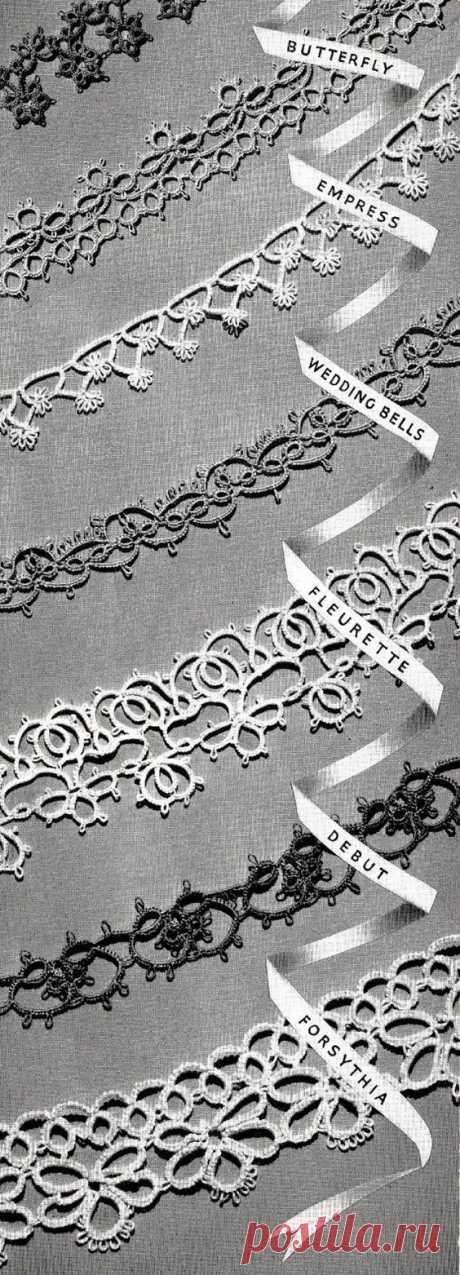 The Art of Vintage Tatting | Free Tatting Patterns and … | Pinterest • World catalog of ideas