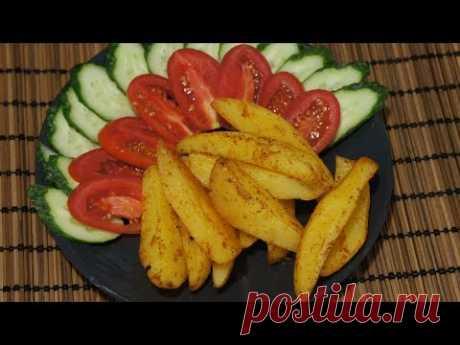 Картофель в духовке запеченный в рукаве Объедение
