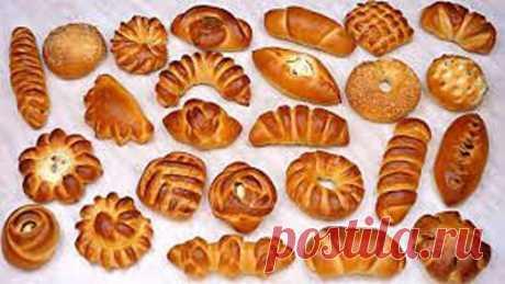25 красивых булочек и пирожков с начинкой!