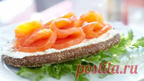 Полезные бутерброды: рекомендации и несложные рецепты
