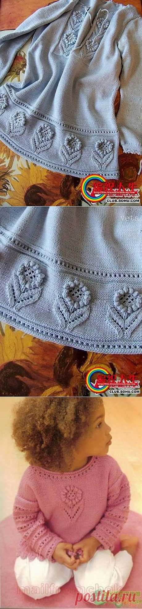 цитата Angela32 : Вязание спицы. Джемпер с отделкой. (18:37 18-02-2014) [3960810/313770774] - latina_nad@mail.ru - Почта Mail.Ru