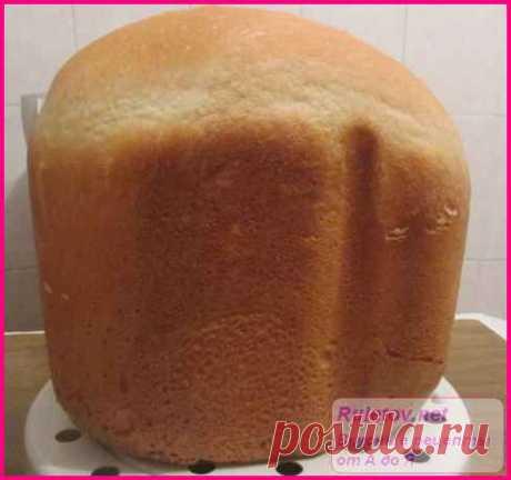 Сырный хлеб в хлебопечке | Вкусная выпечка
