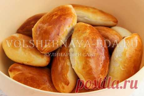 Дрожжевое тесто на кефире для пирожков и булочек | Волшебная Eда.ру