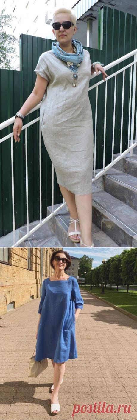 Платья, которые полюбит любая женщина 50+ | Мне 50 | Яндекс Дзен