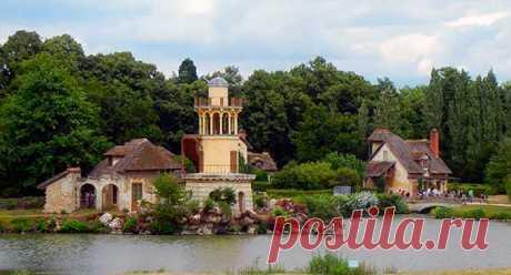 Декоративная деревня Марии-Антуанетты
