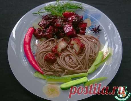 Любимое мясо Мао Дзэдуна – кулинарный рецепт