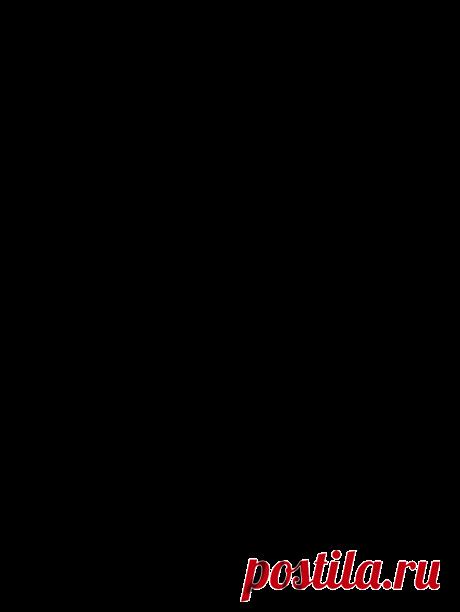Деревья: шаблоны и трафареты для вырезания   33 Поделки   Яндекс Дзен