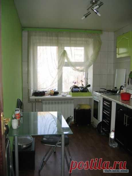 Как мы перевоплотили нашу кухню