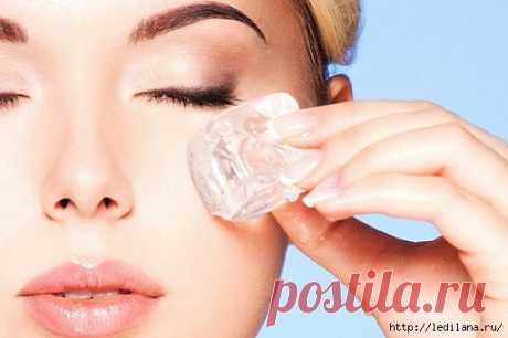 Como apretar los párpados y la piel alrededor de los ojos sin operaciones