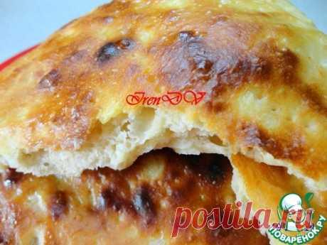 """Картофельные лепешки """"Вместо хлеба"""" - кулинарный рецепт"""