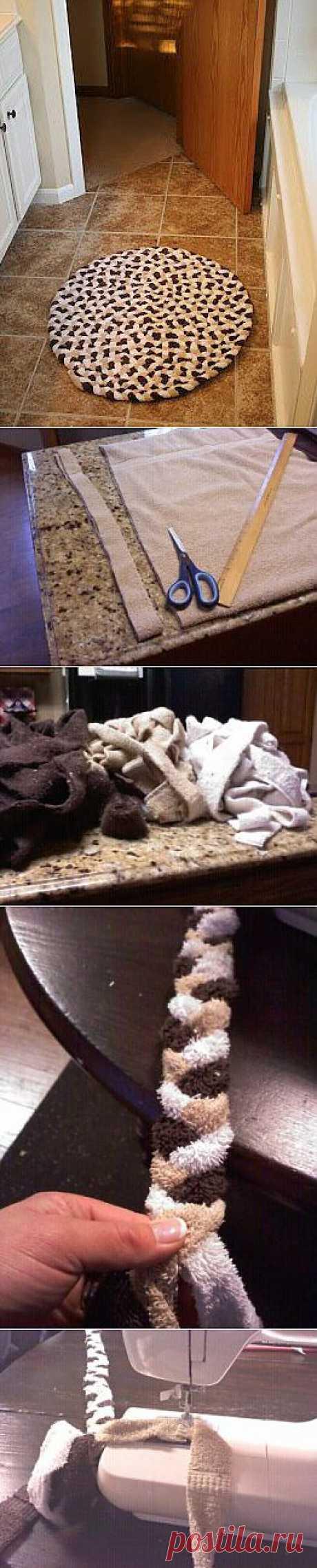 Вы выкидываете старые полотенца? А зря.  Из них можно соорудить мягкие, красивые и оригинальные корвики.