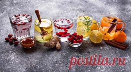 7 проверенных рецептов травяного чая от кашля на Supersadovnik.ru