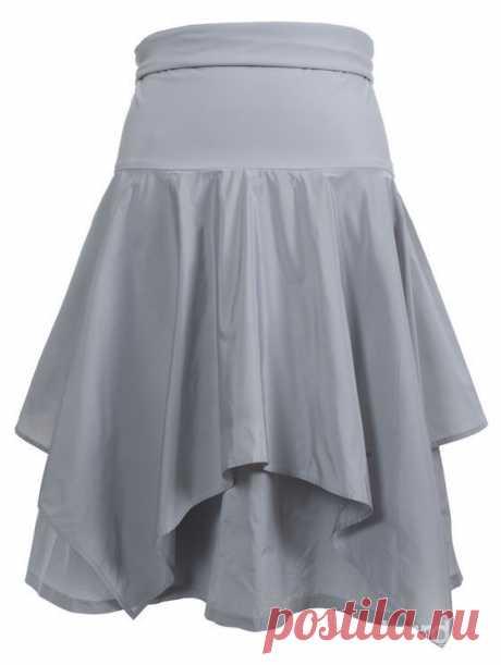Выкройка юбки для полных — Мастер-классы на BurdaStyle.ru