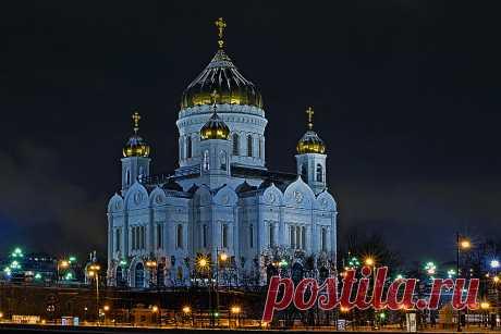 Плейкаст «В ночь под Рождество Христово - Очень красивое поздравление!»