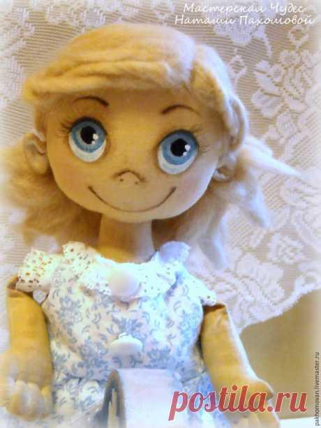 Лицо куклы: Как рисовать красивые глазки, легко нарисовать сияющие черные глаза и улыбку -3 МК
