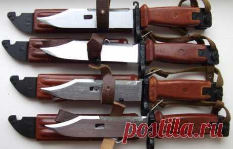 5 способов использования штык-ножа АК-74, о которых многим забыли рассказать в армии