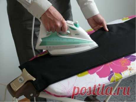 Как правильно стирать классические брюки — Полезные советы