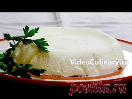 Mascarpone cheese in 5 minutes - the recipe of the Grandmother Emma