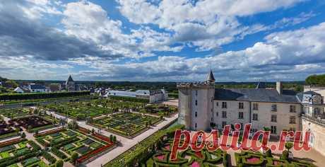 Стены замков долины реки Луары помнят столько любовных драм, что могут соперничать с самим Парижем. Приглашаем в виртуальное путешествие!