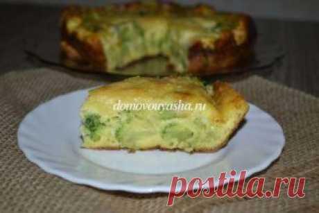 El tostado sabroso del brécol con el queso y los huevos. La receta con poshagovym la foto la Receta de la preparación del tostado del brécol con el queso y los huevos, con poshagovymi por las fotografías. El tostado sabroso del brécol con los huevos.