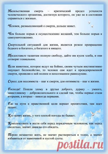 Афоризмы Черных Александра Дмитриевича (псевд. Сан Чад). Стр.10.