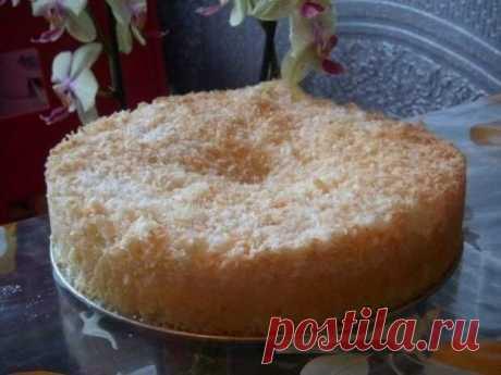 Изумительный и очень простой кокосовый пирог - кто бы не попробовал, непременно просят рецепт! | Четыре вкуса
