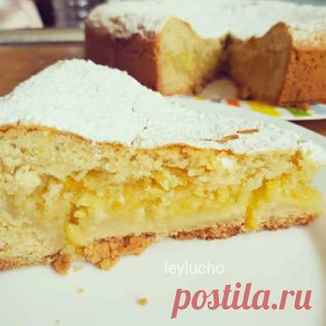 Лей Ла - #лимонныйпирог #лимон #пирог #lemon #cake #lemoncake...