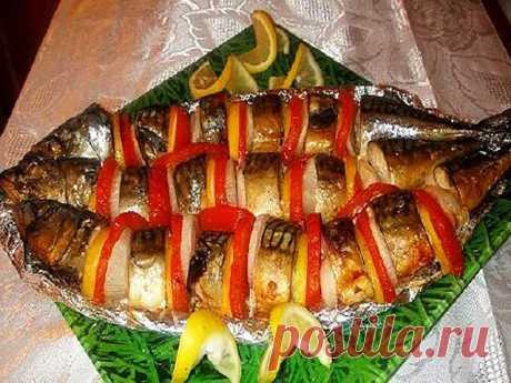 - Рецепт из записной книжки моей мамы.: Рыбные блюда