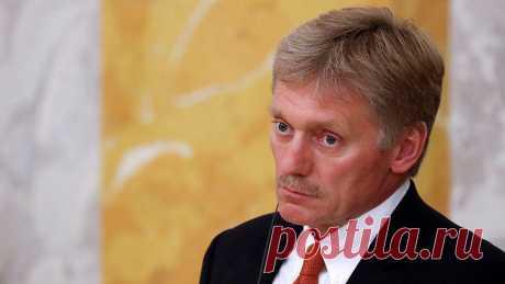 Песков заявил, что переговоры с талибами необходимы