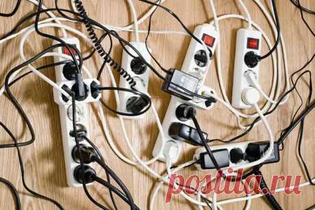 7 бытовых приборов, которые нельзя подключать к удлинителю - Квартира, дом, дача - медиаплатформа МирТесен