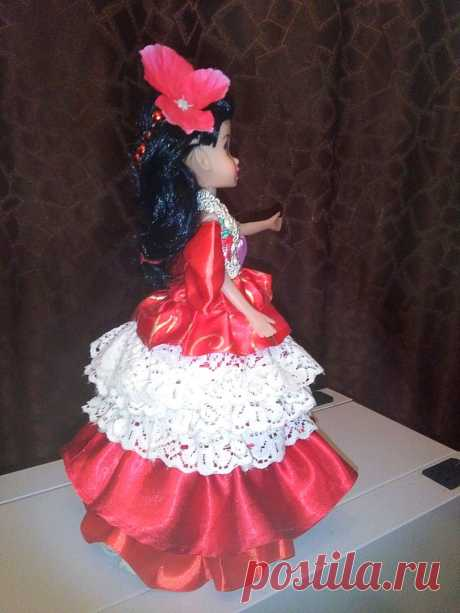кукла -шкатулка