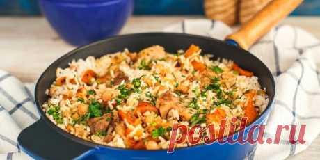 Курица с рисом по-ирански : Мясные блюда : Кулинария : Subscribe.Ru