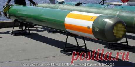 ВМФ РФ принял на вооружение тепловую торпеду «Физик-2» (3 фото) | Чёрт побери На вооружение ВМФ РФ принята модернизированная тепловая торпеда УГСТ «Физик-2», предназначенная для оснащения атомных субмарин «Борей» и «Ясень». Как утверждается, она превосходит самую современную американскую торпеду Mk48 mod. 7 Spiral. Для неё характерна большая малошумность, скорость (60 узлов) и дальнобойность (50 км, на 10 км больше). Торпеда способна поразить любые цели — от субмарины до а...