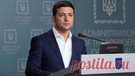 Зеленский сменил главу Донецкой областной государственной администрации