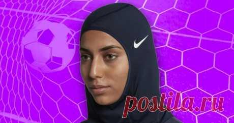 Вот что происходит, когда у мусульманской спортсменки слетает хиджаб Женская солидарность.