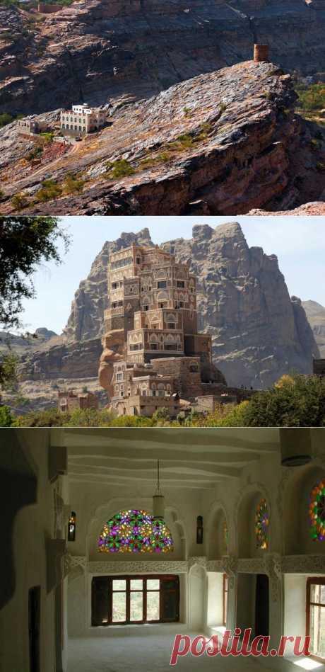 (+1) тема - Мираж на скале - Дар аль Хаджар | УДИВИТЕЛЬНОЕ