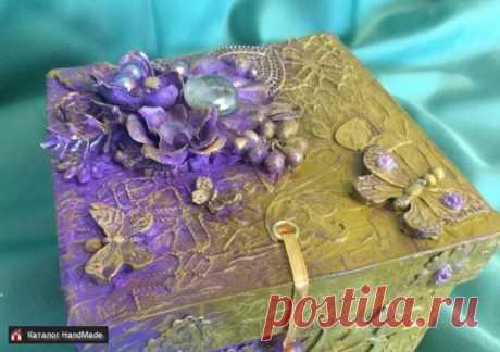 Шкатулки ручная работа купить в Беларуси HandMade, цены в интернет магазинах