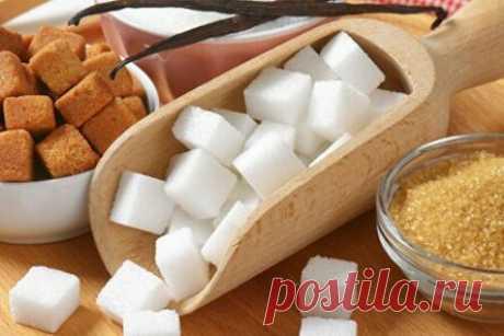 Необычный продукт, выводящий сахар из организма