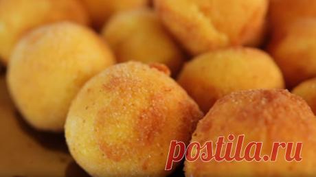 Картофельные крокеты с сыром Хрустящие, ароматные и очень вкусные