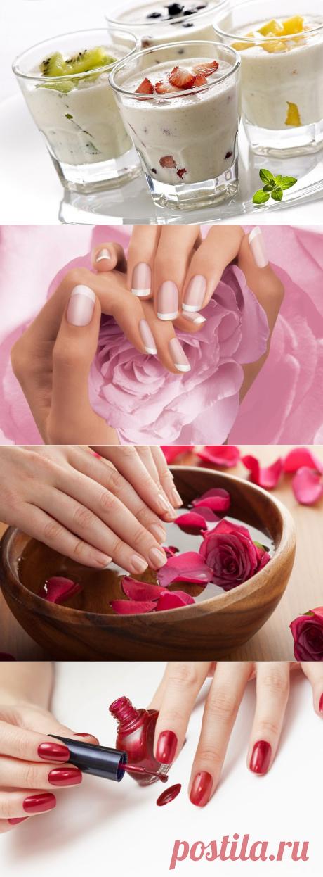 Как ухаживать за ногтями на руках правильно?
