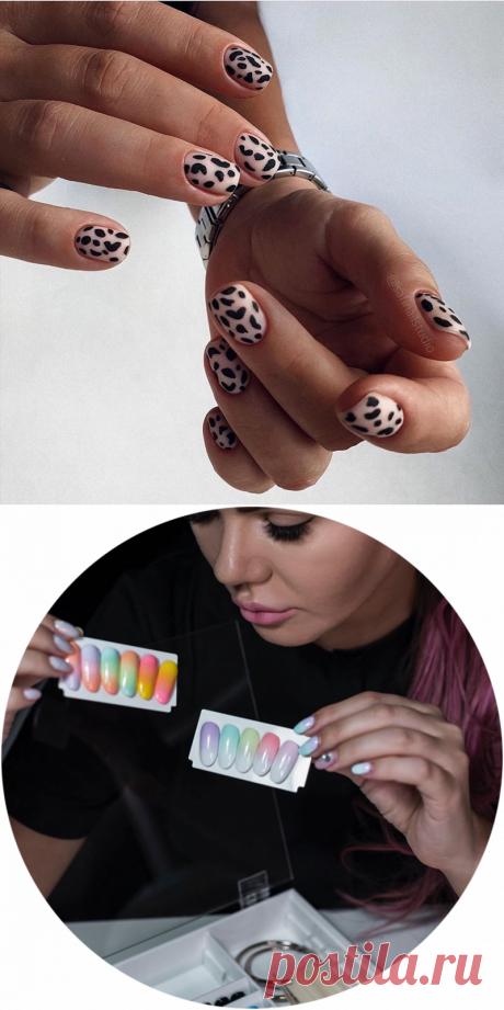 Суперновинки маникюра на короткие ногти 2021-2022: топовые фото-идеи дизайна коротких ногтей