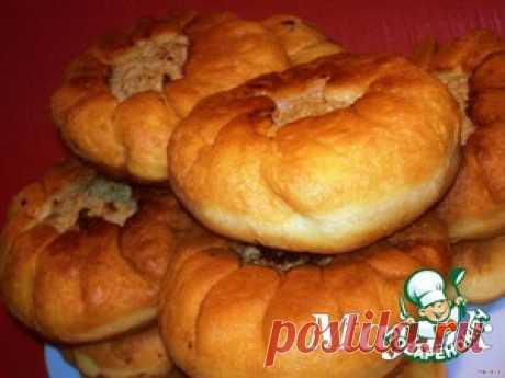 Belyashi de casa - la receta de cocina