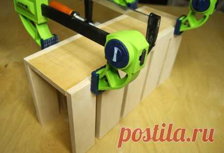 Идея для мастерской из обрезков фанеры. Простая самоделка для хранения саморезов   Рекомендательная система Пульс Mail.ru